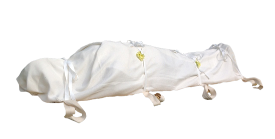 Shrouds - Natural Grace Funerals and Cremations